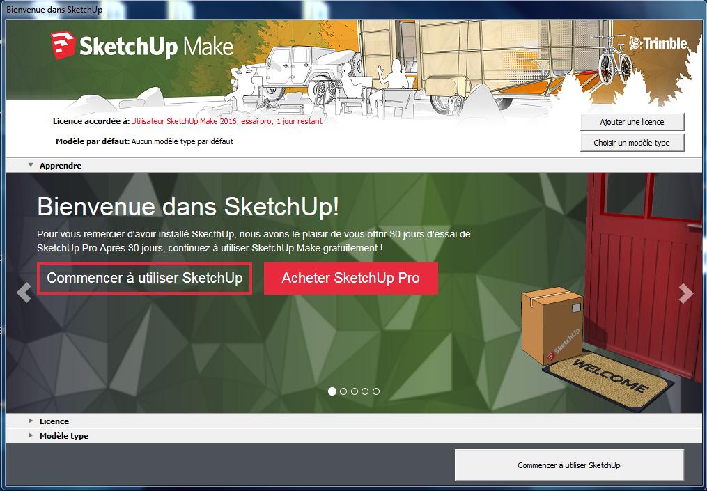 SketchUp : un logiciel 3D pour l'impression 3D