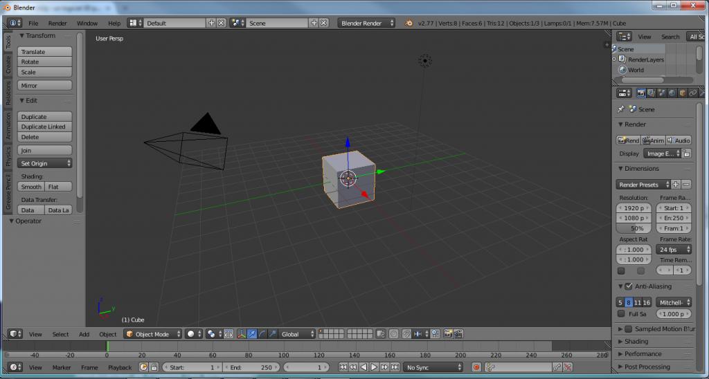 Blender : un logiciel 3D pour l'impression 3D