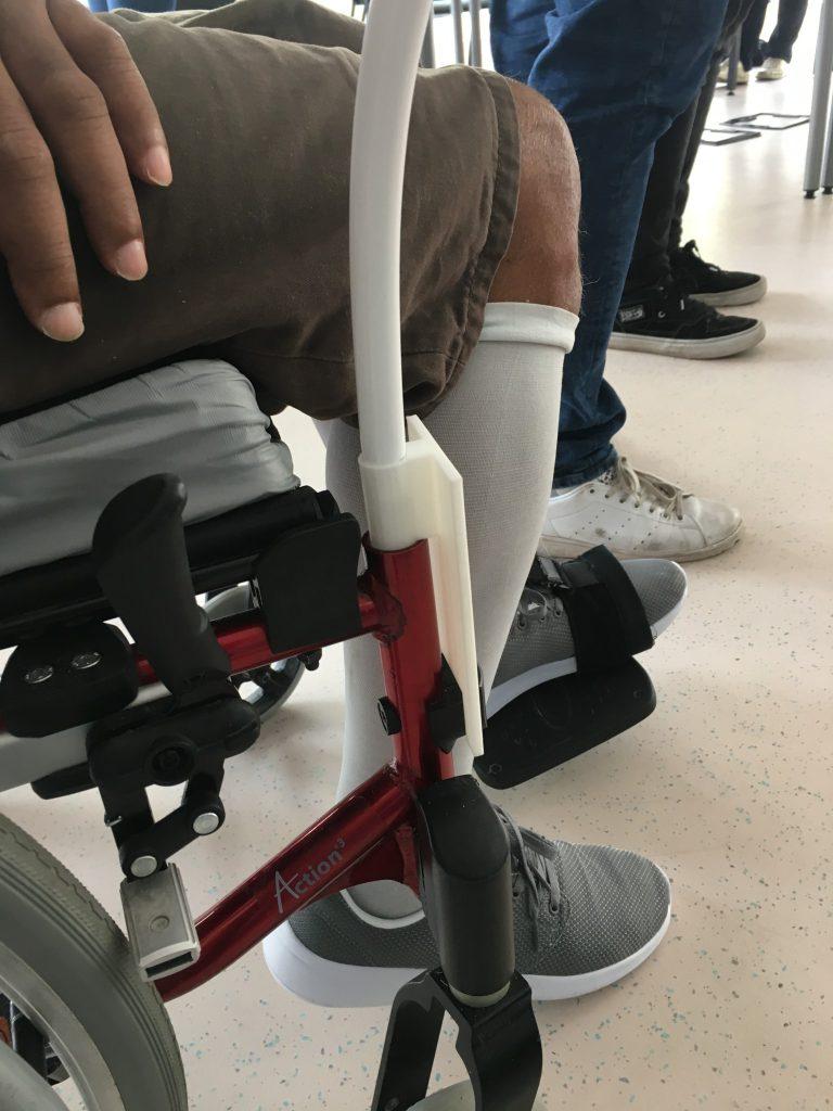 Rétroviseur de fauteuil