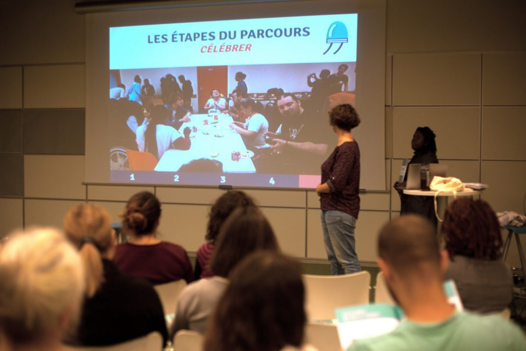 Défi E-FABRIK' : La rencontre des référent·e·s