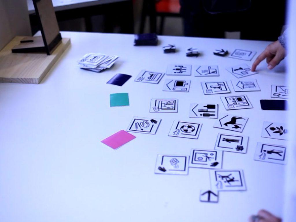 Parcours: fin de la deuxième session de prototypage