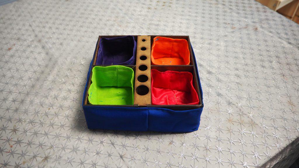 Boîte à beauté